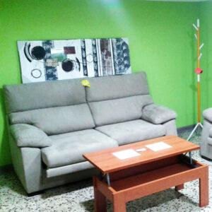 Colchonería Losada Sofa Blanca